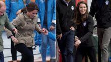 Herzogin Kate: Das sind ihre Low-Budget-Lieblingssneakers