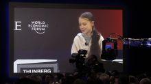 Greta Thunbergs eindrückliche Rede