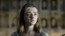 Did You Notice This Tiny Detail About Arya In The New Stark Photos?