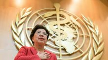 Outgoing WHO chief says world 'better prepared' for health crises