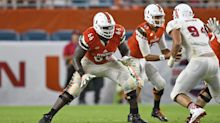 Veteran Miami OL Sunny Odogwu decides to transfer