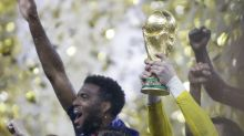 Joint British and Irish 2030 World Cup bid 'on front foot'