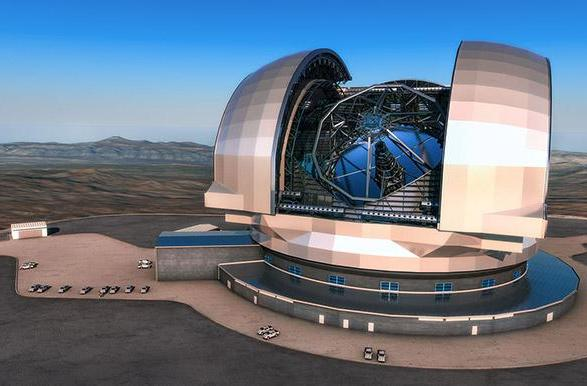 The 'Extremely Large Telescope' on track to study the universe by 2024