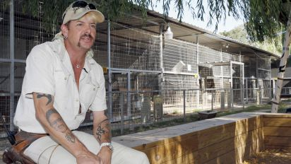What happened to Joe Exotic after 'Tiger King'