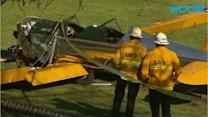 TMZ Has Video of Harrison Ford's Plane Taking Off Just Before Crash