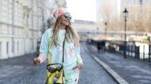 Ponle color a tu 'outfit' con los estampados tie-dye: así lo lucen las celebridades