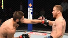 Khabib Nurmagomedov earns career-high £4.6m from retirement fight against Justin Gaethje at UFC 254