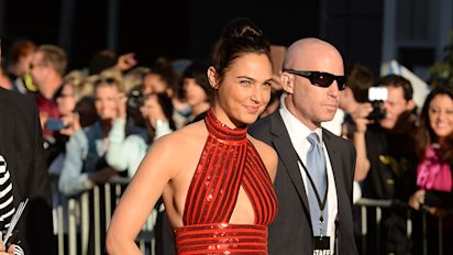 Gal Gadot Wore Flats On the Red Carpet to Her 'Wonder Woman' Premiere
