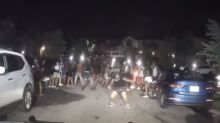 Coronavirus: Florida sheriff releases footage of people flouting social distancing rules at large street party