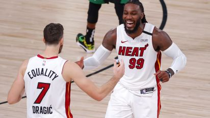 Heat rally once again to top Celtics, take 2-0 lead