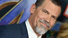 Josh Brolin, 52, strips down on Instagram as he drinks his morning coffee
