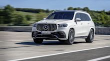 Mercedes-AMG unveils new GLE 63 and GLS 63
