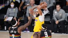 Lakers' Game 4 win puts Nuggets right in their sweet spot