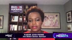 Yahoo Finance Presents: Karine Jean-Pierre