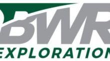 BWR Exploration Inc. provides update on Little Stull Lake Gold