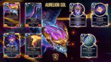 Aurelion Sol: Der mächtigste Drache im LoR-Universum