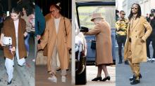 Die Queen, Selena Gomez und Hailey Bieber – sie alle lieben diesen Mantel-Trend
