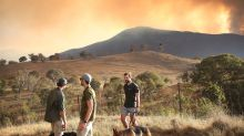 Wildfire creates state of emergency in Australian capital