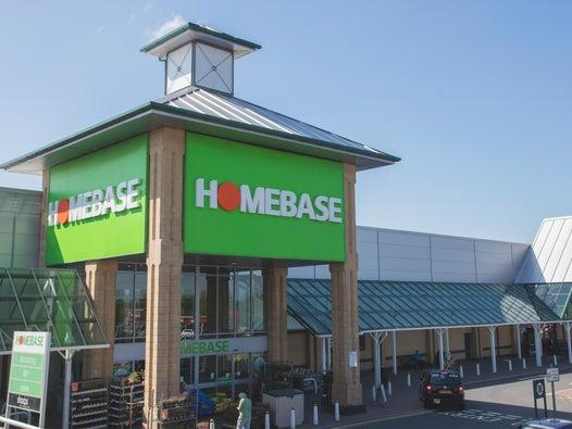 Which Wickes and Homebase stores have reopened?