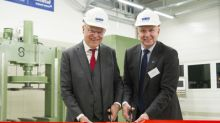 Chemetall completes expansion of its production site in Langelsheim, Germany