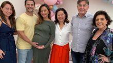 Leda Nagle, sogra de Sabrina Sato, revela detalhes sobre a chegada de Zoe