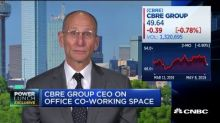 Watch CNBC's full interview with CBRE CEO Bob Sulentic