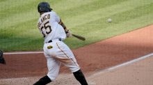 Offense breaks out as Pirates rip Brewers 12-5