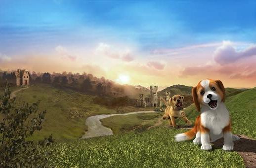PS Vita Pets plays fetch on June 3