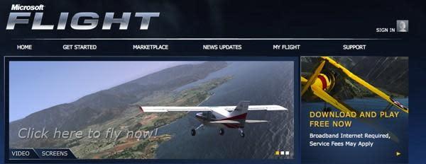 Microsoft Flight reinvents itself as free-to-play simulator (video)