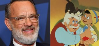 Tom Hanks in talks to play Geppetto