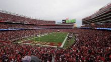 49ers move practice to quiet stadium to prepare for opener