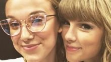 The $40 Accessory Millie Bobby Brown Wore to a Taylor Swift Concert