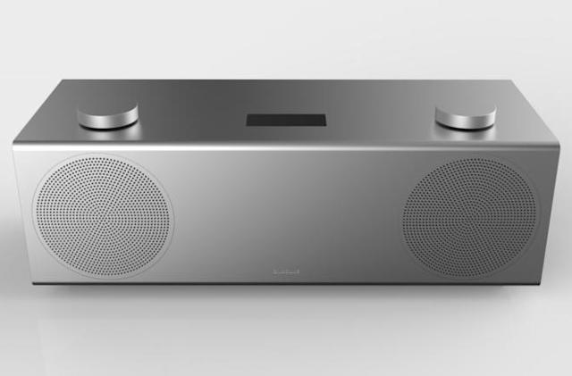 Samsung's stylish speakers upgrade your audio to 32-bit
