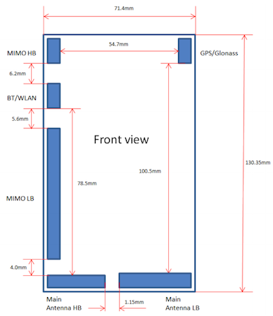 Nokia RM-877 approved by FCC with AT&T LTE, likely is the EOS