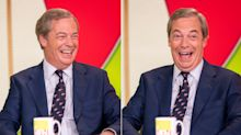 Viewers blast Loose Women for inviting Nigel Farage on as a guest