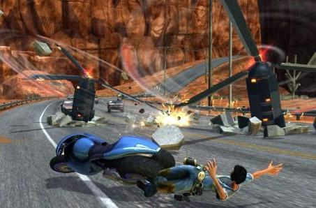Xbox One launch game LocoCycle rated for 360, PC in Germany
