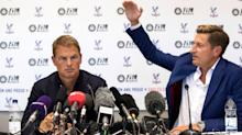 Frank de Boer: Crystal Palace to play like Ajax