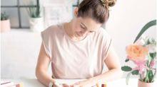 Handlettering für Anfänger: Ganz einfach künstlerisch schreiben
