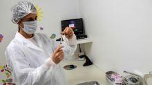 Brazil doctors volunteer to test coronavirus vaccines