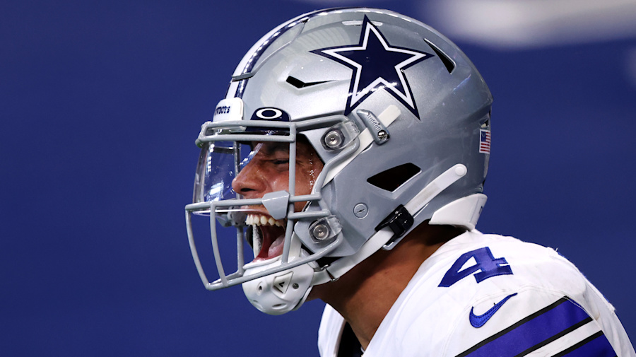 Dak holds all the cards in Cowboys contract talks