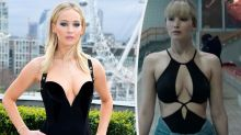 JLaw spills on Red Sparrow nude scene