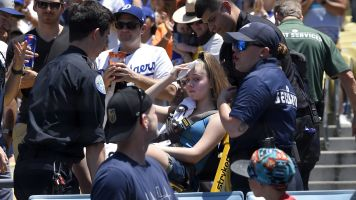 Another young fan hospitalized by foul ball