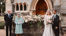 Princess Beatrice's Dreamy Wedding Photos Are Here — See Her Vintage Dress and Tiara!