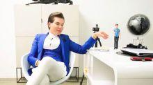 "Rodrigo Alves, il Ken umano:""Basta con la chirurgia plastica"""