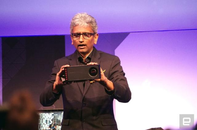 Intel nabs AMD's Radeon chief to make high-end graphics chips