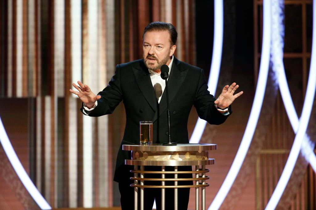 Ricky Gervais calls out Oscar stars for using 'privileged, global platform' for political messages