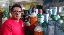 El vendedor mexicano de oxígeno que perdió a cuatro familiares en la pandemia