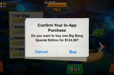 Report: Angry Birds Go! has $100 microtransaction in soft launch