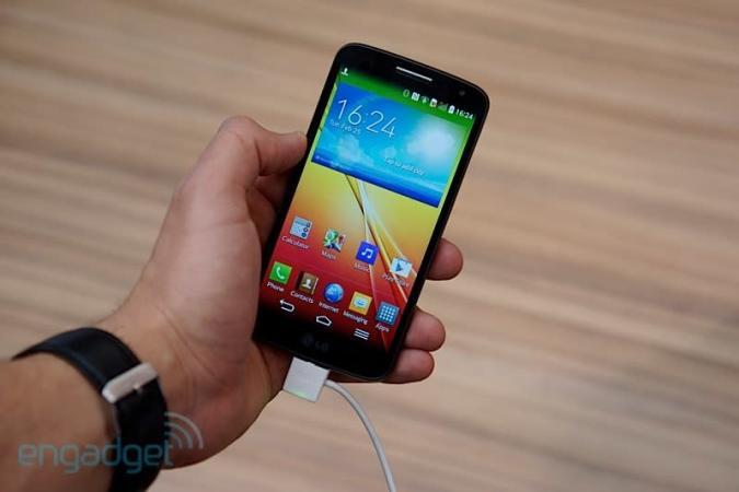El LG G2 mini llegará a Europa y Latinoamérica en abril (día por confirmar)