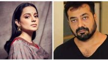 Kangana Ranaut Was Set To Play 80-Year-Old In Teju, Reminds Anurag Kashyap; Hits Back At Her